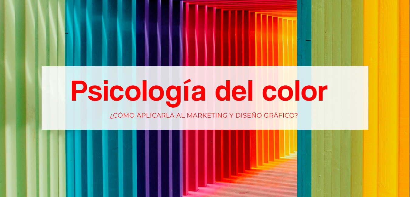 psicologia del color en marketing